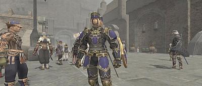 Первые скриншоты ремейка ММО Final Fantasy 11 [Игры]