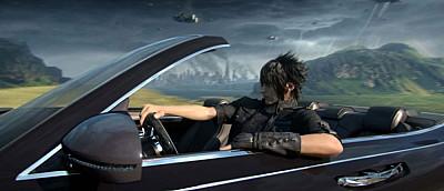 Геймеры попрощались с «мертвой» Final Fantasy XV и установили ей надгробие