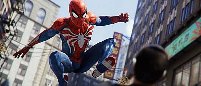 На VK Fest Sony показала намного больше контента Marvel's Spider-Man, чем планировалось