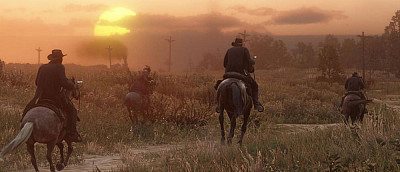 Rockstar показала долгожданный геймплей Red Dead Redemption 2