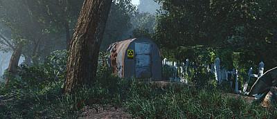 Теперь в Fallout 4 можно кланяться Тодду Говарду как божеству