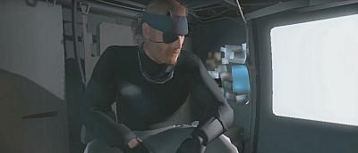 Для Metal Gear Solid 5 вышел мод, который позволяет пройти игру за персонажа из третьей части