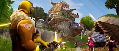 Разработку Unreal Tournament отложили ради Fortnite