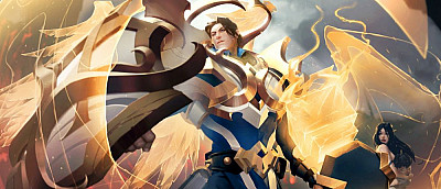 Халява: в Steam можно бесплатно поиграть в Battlerite Royale — королевскую битву в мире фэнтези с видом сверху