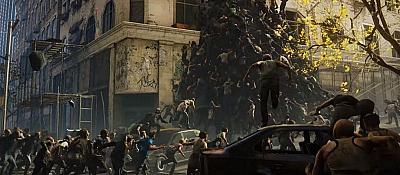 Тысячи зомби в одном Нью-Йорке — новый геймплей World War Z