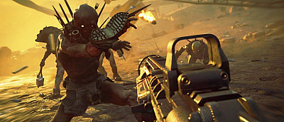 Bethesda раскрыла дату выхода Rage 2 и показала новый трейлер — открытый мир, сражения на машинах и геймплей