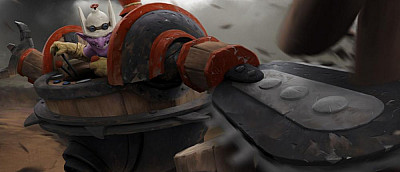 VGTimes отправится в Киев на турнир по Artifact от Valve с призовым фондом в $10000