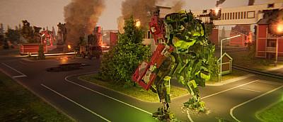 Новый трейлер Generation Zero показал, как выжить в Швеции среди злых роботов