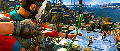 Dying Light сделали похожей на Mirror's Edge. В игре улучшили паркур и вернули вырезанный контент