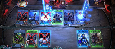 Первый турнир по карточной Artifact от Valve пройдет за несколько недель до релиза