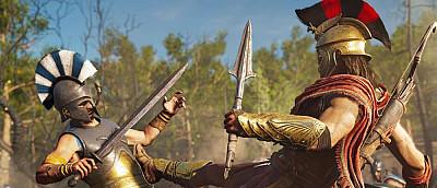 В Assassin's Creed Odyssey добавили Байека из Assassin's Creed: Origins. Узнайте, как открыть нового персонажа