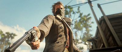В слитом геймплее Red Dead Redemption 2 показали первую миссию на русском языке