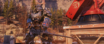Фанат Fallout 76 превратил геймпад для PS4 в силовую броню