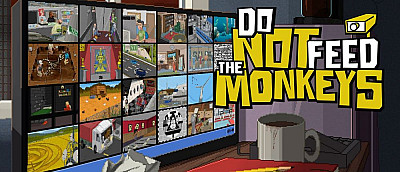 Стрим Do Not Feed the Monkeys от издателей Beholder — пьем кофе и подглядываем за ничего не подозревающими людьми 😲