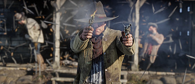 Трафик порносайта YouPorn вырос из-за популярности Red Dead Redemption 2