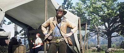 Red Dead Redemption 2 поставила 7 рекордов и стала самой продаваемой игрой за выходные