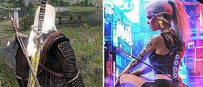 Узнайте, чем мир Cyberpunk 2077 разительно отличается от Witcher 3