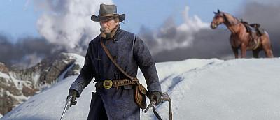 Утечка: датамайнеры нашли список игровых режимов, домов и транспортных средств Red Dead Online
