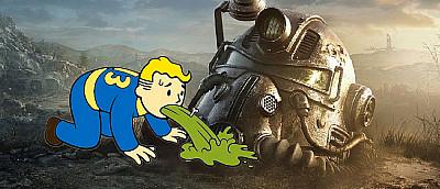 Патч первого дня для Fallout 76 весит больше самой игры на 6 ГБ. Геймеры негодуют