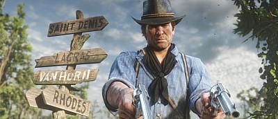 Red Dead Redemption 2 высмеяли в новой серии «Южного парка»