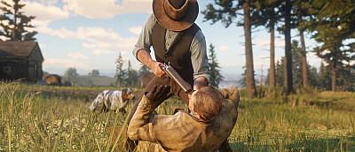 Фанат Red Dead Redemption 2 создал постер и логотип игры из 29 375 костей домино — видео