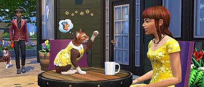 Новый патч для The Sims 4 добавил режим от первого лица, новые инструменты строительства и карьеру