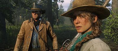 Игрок случайно раздел Артура из Red Dead Redemption 2, воспользовавшись редактором сохранений