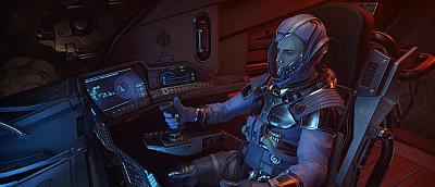 «Космическая драма» — посмотрите, как геймер в Star Citizen спас своего друга, падающего на одну из планет