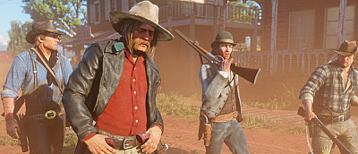 Уровень чести будет сильно влиять на задания в Red Dead Online