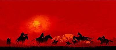 На добычу золотого слитка в Red Dead Online уйдет около 8 часов