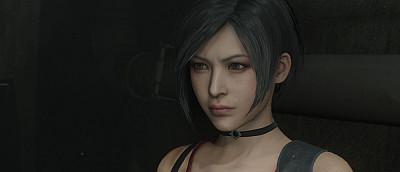 В сеть слили новые скриншоты Resident Evil 2 Remake с Адой Вонг в красном платье. Она очень красивая