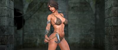 Фанат порнухи и Dark Souls работает над RPG, в которой все занимаются сексом. На PC вышла бесплатная демка (18+)