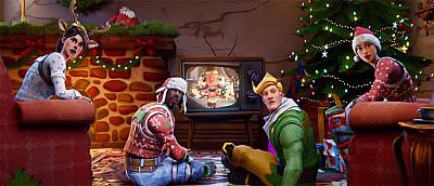 Хо-хо-хо! В PUBG завезли шмотки Санта-Клауса — свитер с курочкой, лошадь с рогами и обувь эльфов