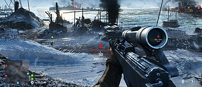 PC-версия Battlefield 5 подешевела на 33%