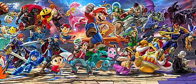 Полицейские приехали в дом шумных геймеров. Все закончилось дракой... в Super Smash Bros!