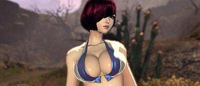 20 пикантных скриншотов с героинями Blade & Soul для хорошего настроения