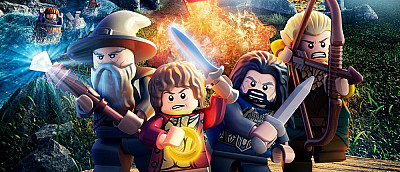 Халява: LEGO The Hobbit бесплатно раздают для Steam
