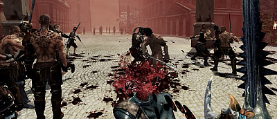 В Steam вышла бесплатная королевская битва про фентезийное средневековье на 1000 игроков