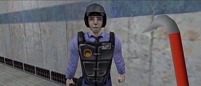 Моддеры улучшили графику олдскульного шутера Half-Life. В этом им опять помогли нейросети