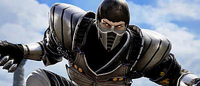Художник создает героев из Resident Evil, Mortal Kombat и других крутых игр в SoulCalibur 6. Вот как это сделать самому
