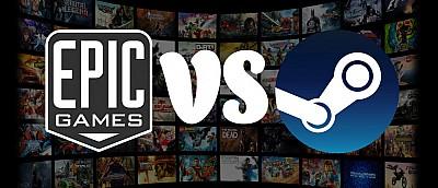 Steam против Epic Games Store месяц спустя — в одной картинке