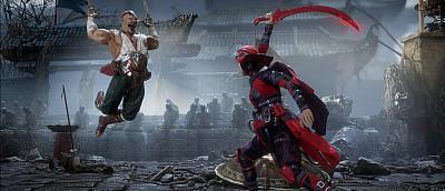 Взгляните на скин из Mortal Kombat 11, который превращает Скарлет в коммунистку. Доступно только для России!
