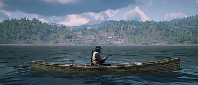 Геймер нашел в Red Dead Redemption 2 баг, позволяющий пройти «сквозь текстуры» и посетить секретные локации