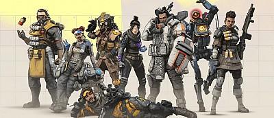 Все персонажи Apex Legends и их способности