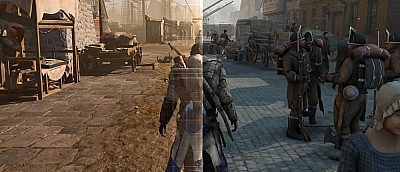 Ubisoft показала, насколько ремастер Assassin's Creed 3 красивее оригинальной игры