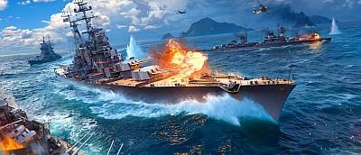 Вот это подгон: бесплатную World of Warships раздают бесплатно — с премиумом, валютой и другими плюшками