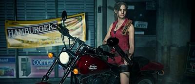Новый мод для ремейка Resident Evil 2 позволяет увидеть обнаженную грудь Клэр Редфилд (скриншоты)