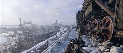 Оружие, улучшения и интересные места на локации «Волга» в Metro Exodus — гайд