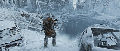 «Это что, шутка?» — в Metro Exodus нашли пасхалку, намекающую на теракт с башнями-близнецами