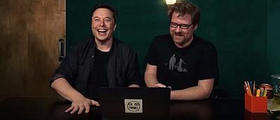 «Свершилось!» — Илон Маск сделал «обзор на мемы» вместе с PewDiePie и создателем «Рика и Морти»